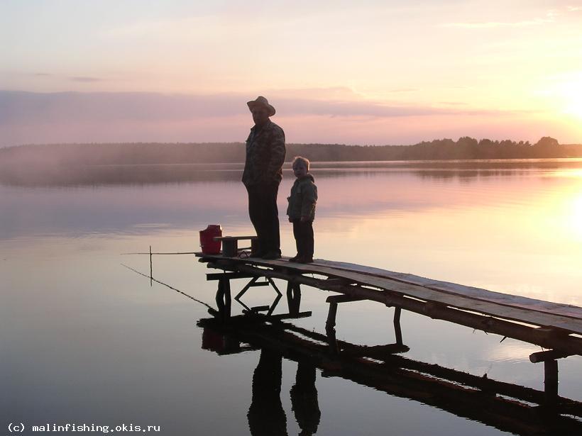 рыбалка в тольятти с домиком